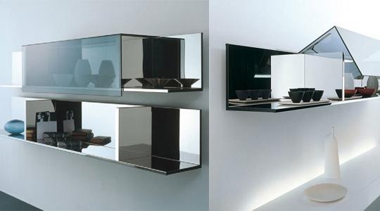 Studio m design i nostri prodotti - Specchio con lampade intorno ...